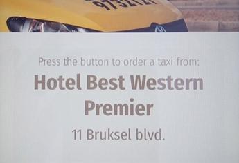 ОК СУПЕРТРАНС поставя дигитални бутони за такси