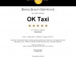 сертификат - qudal - oktaxi